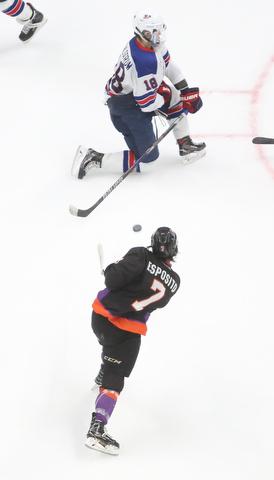 Phantoms vs Team USA