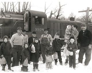 Erie Railroaders 1959