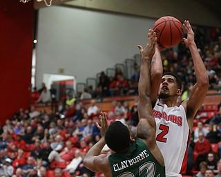 YSU vs CSU Men's Basketball