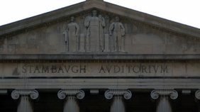 Stambaugh Auditorium