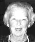 Mary Elizabeth 'Betty' Clegg Young