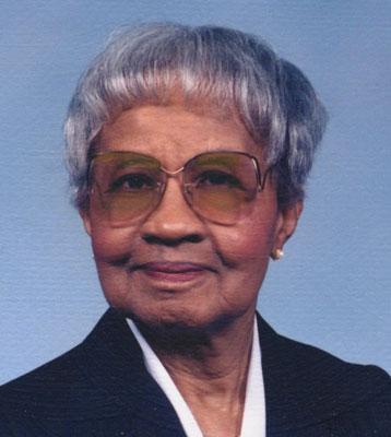 ELLA M. WASHINGTON