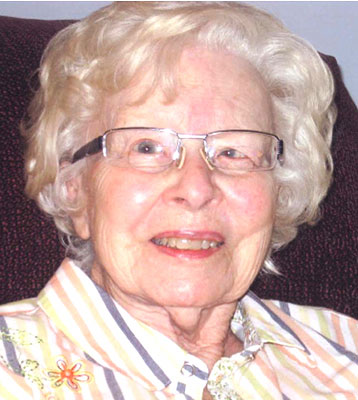 YOUNGSTOWN – Neita B. Burger died peacefully at her home on June 12 ...