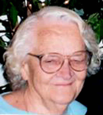 BETTY L. 'GRAM' GARBER