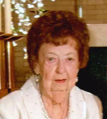 MARY K. MCNALLY