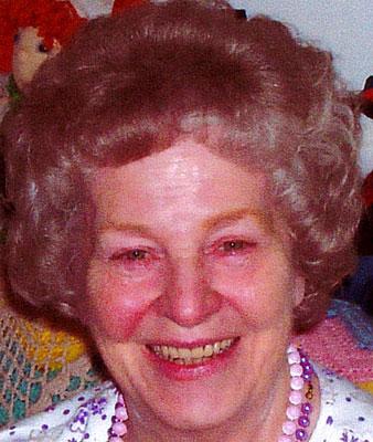 MARGARET A. FRYE