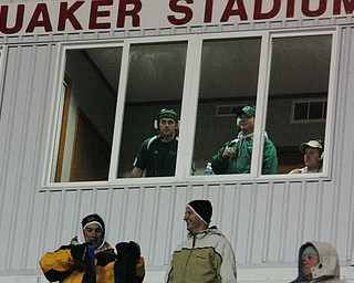 Announcers in the Tower