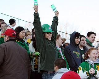 Touchdown!  Go Irish