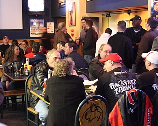 Jammed at BW3, Downtown, Youngstown
