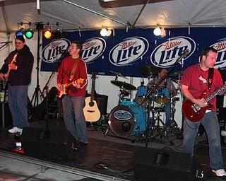 Rave Band at BW3, Downtown