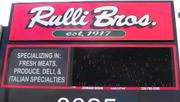 A new Rulli Brothers store open in Boardman.