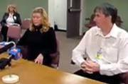 Post-clemency comments to the press by Debi Heiss and Tommy Heiss, sister and brother of Tami Engstrom, Biros' murder victim.