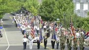 Thousands turned out Monday for the Poland Memorial Day Parade.