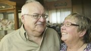 An Austintown man and his wife talk about living with Alzheimer's disease.