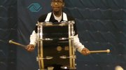 The Boys and Girls Club of Youngstown sponsors a drum and dance line.