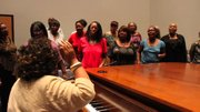 The New Bethel Baptist Church Choir of Youngstown is dedicating a new recording of songs it first recorded in the 1980's to a pastor emeritus.