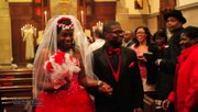 A Youngstown Church offered walk in weddings on Valentine's Day.