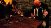 A group of local musicians is dedicated to preserving Irish musical traditions.
