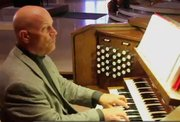 Ron Goulish has been the organist at St. Christine Church for 50 years.