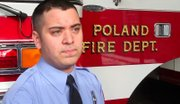 Poland Firefighter Kyle Conklin talks about a recent rescue.
