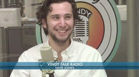 Musician and Cleveland native Nate Jones talks about his influences and musical background.