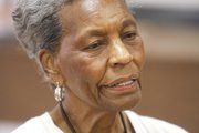 June Ewing of Youngstown, retired OSU nutrition program agent in Canfield, talks about her upbringing in Charlottesville, Va., during segregation.