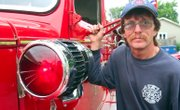 A former Struthers fireman owns a piece of the city's fire fighting history.