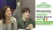Dolly Milick, Joyce Kale-Pesta and Casey Malone are board members for this year's St. Patrick's Day Parade in Boardman! They talk with Louie b Free about this year's parade walkers and presenters. Anyone can sign up to walk in the parade; just visit www.mvstpatricksparade.com. The parade in on Sunday, March 12th at 1:00pm on Market Street, south of Southern Park Mall. The parade will last approximately one hour, with a closing show from  Owen's Construction BMX Stunt Team, who will be performing a world record backflip over an exotic car, freestyle tricks and more!