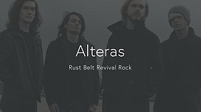 Alteras talks about their upcoming tour, where they will be and plays some of their songs for us on Vindy Talk Radio!