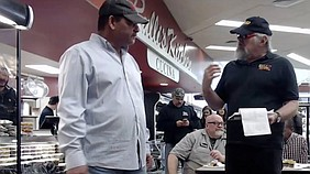 Fast Freddie chats with today's Meat 16 Burger Challenge Finalist and todays winner so they can go into a little more detail about their restaurants and the burgers they served today.