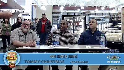 Mahoning and Trumbull Burger Finalists Battle it Out Video