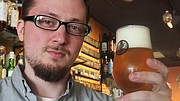 A Cicerone is an expert in all things beer. James Sforza of Girard is one of two Cicerones in the state of Ohio.