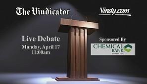 Video: Mayoral Debate 2017 Commercial
