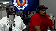 Songwriter Rufus Blaq and Keland Logan joined Vindy Talk Radio to discuss helping youth in Youngstown and saving the South High Fieldhouse.