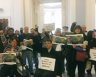 Valley locals visit D.C. to oppose addiction treatment cuts