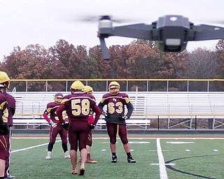 South Range Football Drone