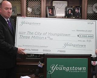 $3 Million Gift