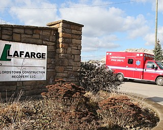 Lordstown LaFarge Body Found