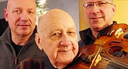 Ed Smrek, an 89 year old violinist, shares his passion for music with his family.