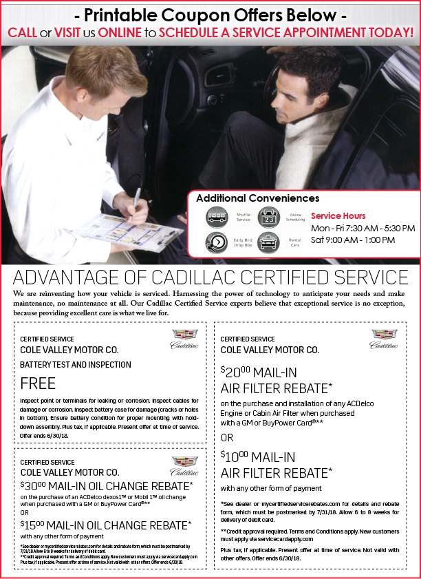 cole valley cadillac in warren has brought back great lease options on the new cadillac cts