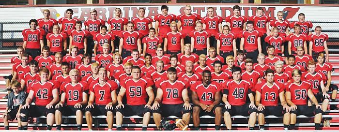 Canfield Cardinals Blitz Football Ohio Blitz On Vindy Com