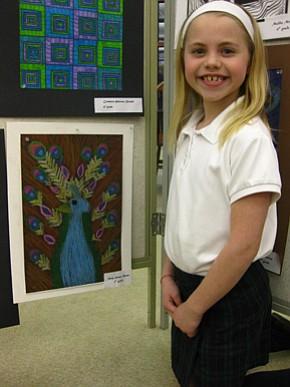 Library celebrates the arts