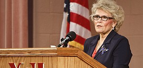 YSU President Anderson bids farewell