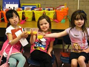 St. Charles students enjoy Disney Day