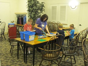 Austintown library hosts Lego my Library event