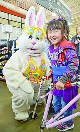 All in for inclusive Easter Egg hunt in Boardman
