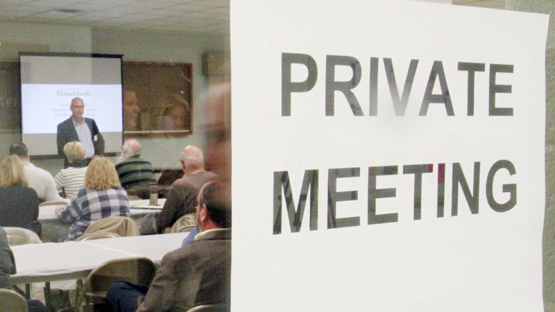Some Lordstown residents stand behind HomeGoods project