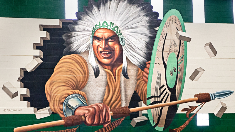 Chief concerns: Native American mascots under increasing scrutiny