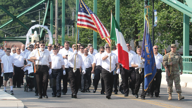 Lowellville parade begins week of celebrations
