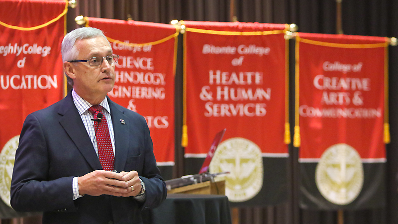 UPDATE | Tressel discusses state of YSU